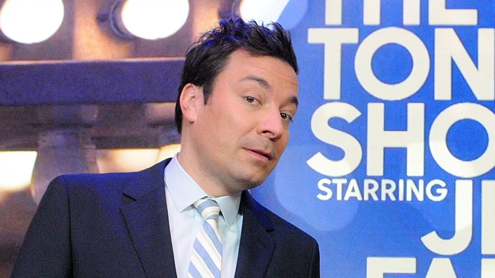 celebrity talk show The Tonight Show with Jimmy Fallon
