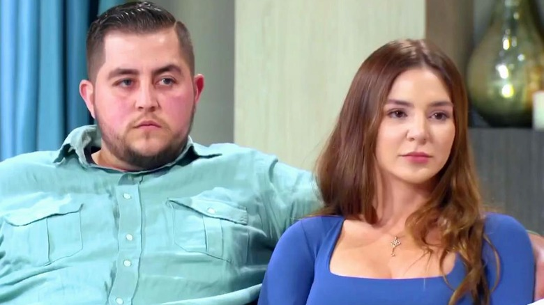 Jorge and Anfisa on 90 Day Fiance