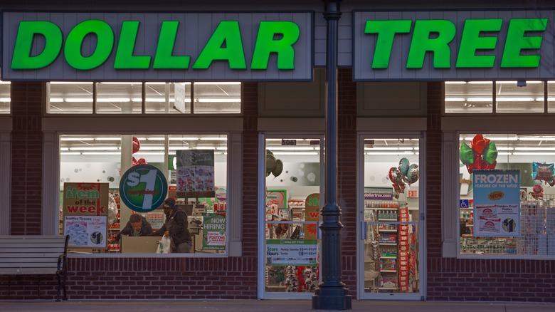 Dollar Tree dollar store
