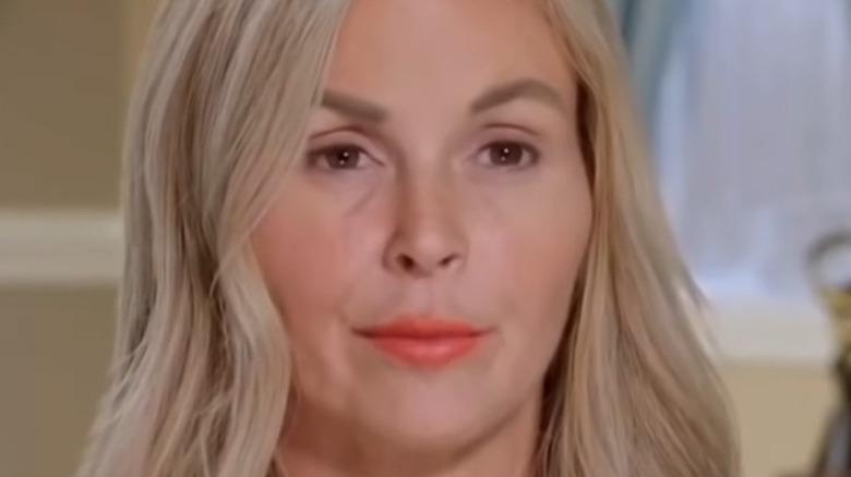 Stephanie speaking on 90 Day Fiancé