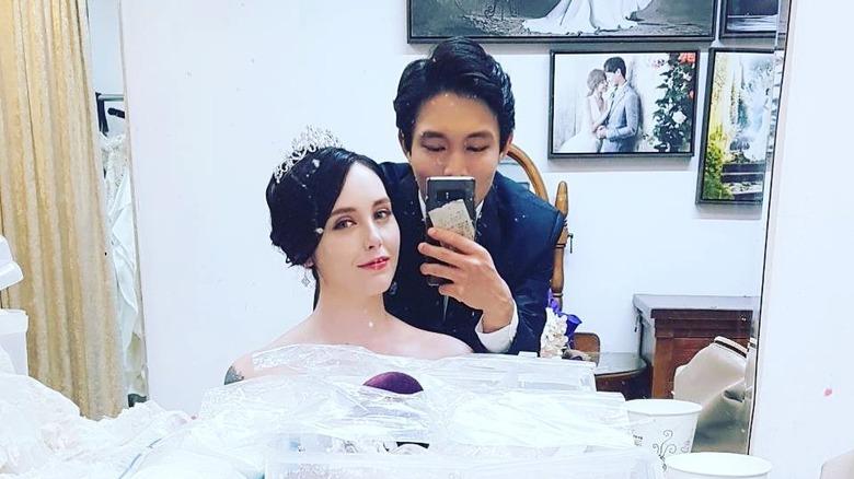 Deavan Lee and Jihoon Clegg