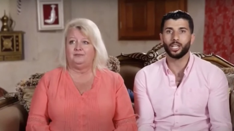 Laura and Aladin on 90 Day Fiancé