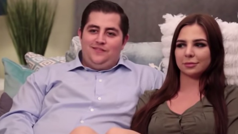 Jorge and Anfisa from 90 Day Fiance