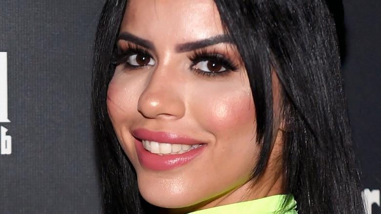 Larissa Lima smiling