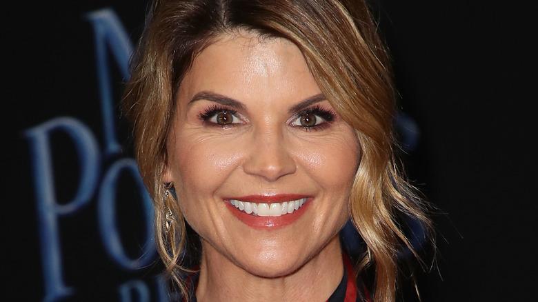 Lori Loughlin close-up