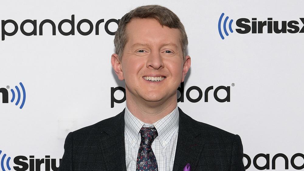Ken Jennings, new Jeopardy interim host