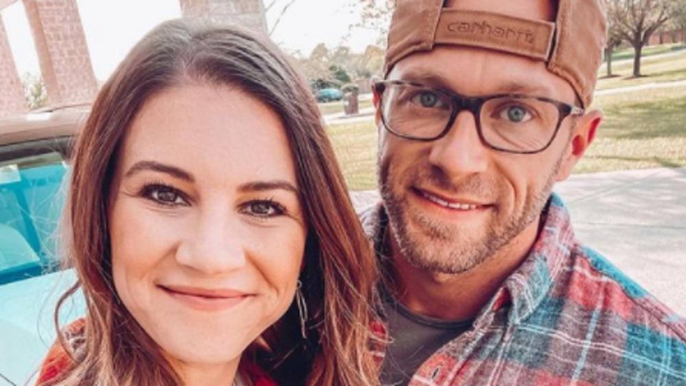 Danielle and Adam Busby date night
