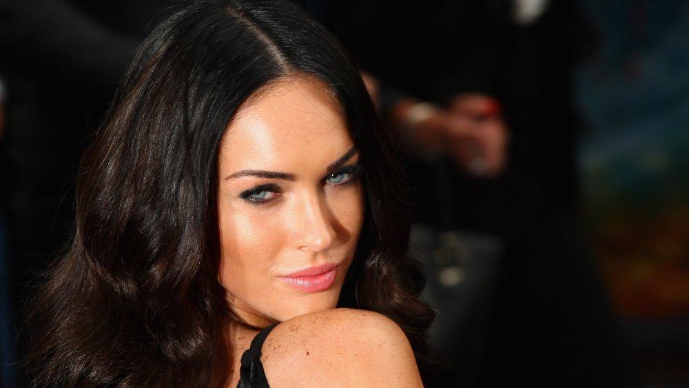 Megan Fox reveals her on-screen kiss