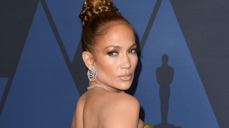Jennifer Lopez, one of several actresses who are older than you realized