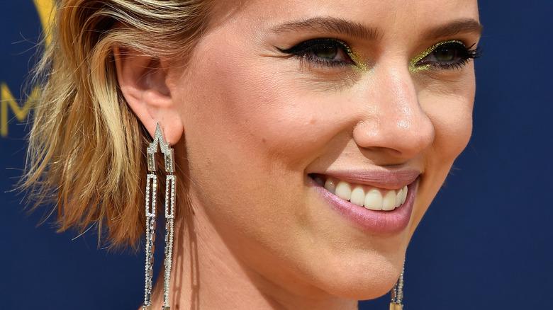 Scarlett Johansson in 2018