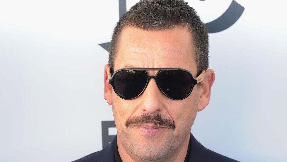 Adam Sandler in sunglasses