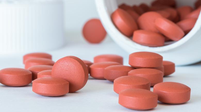 ibuprofen tablets