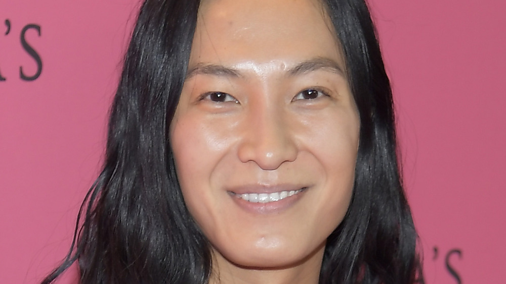 Alexander Wang smiling