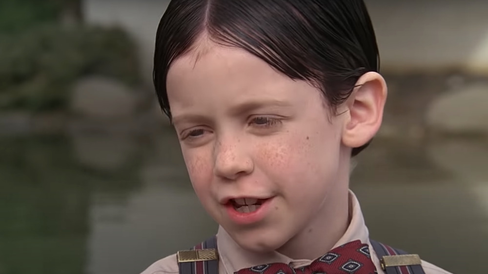 Bug Hall in Little Rascals