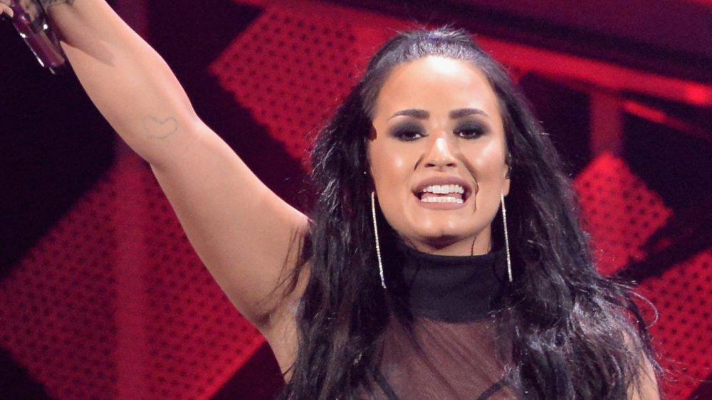 Tatuagem da África de Demi Lovato