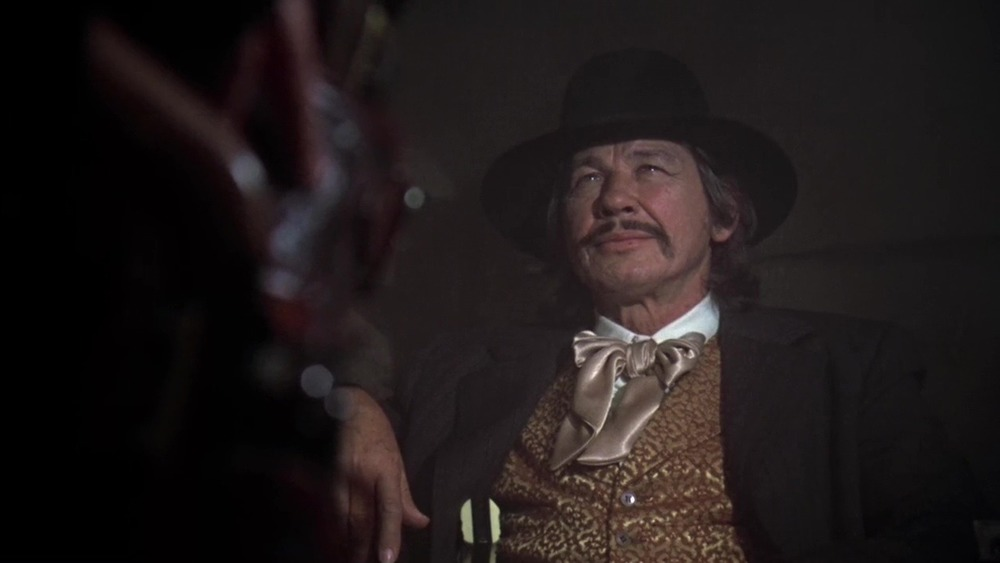 Charles Bronson in The White Buffalo