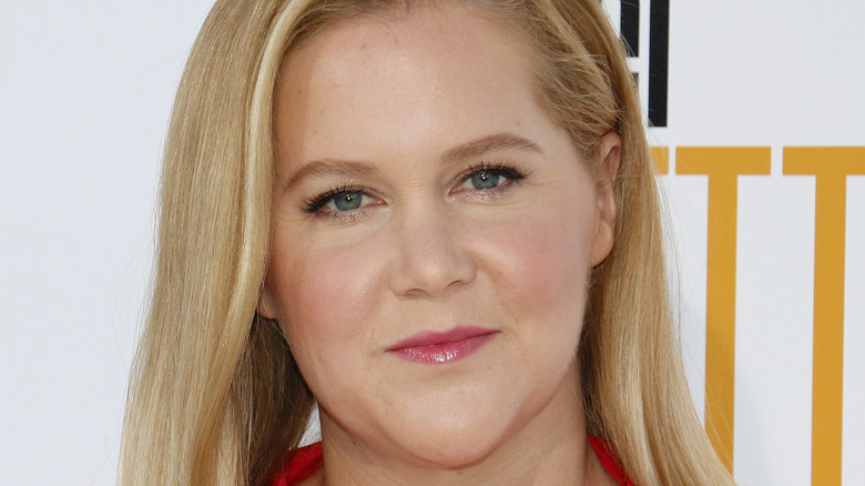Amy Schumer at event