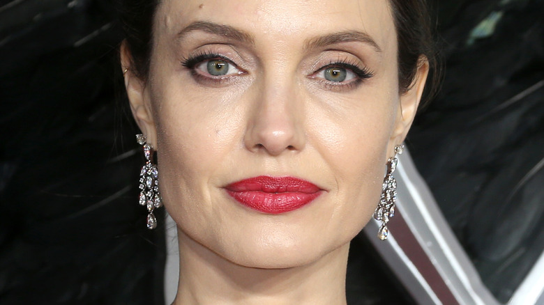 Angelina Jolie at event