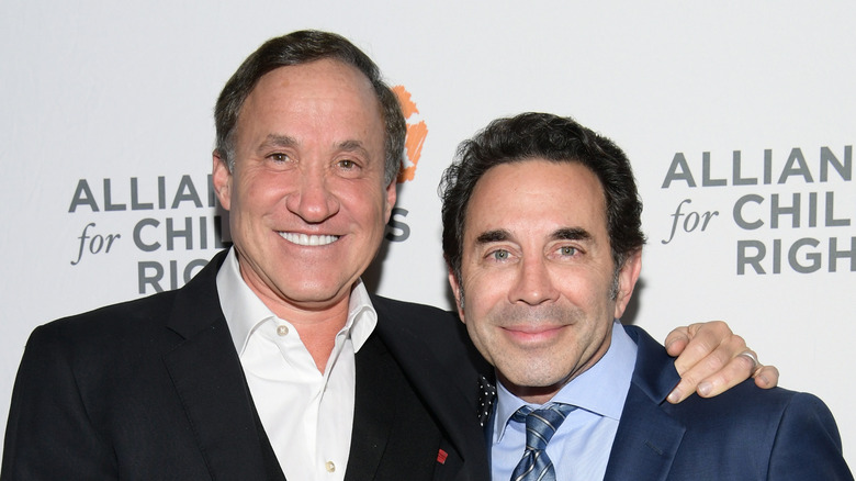 Botched stars Terry Dubrow and Paul Nassif