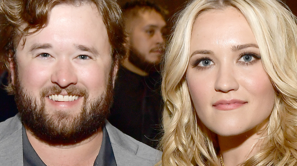 Emily and Haley Joel Osment