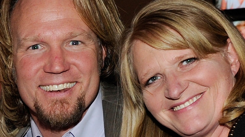 Christine and Kody Brown Sister Wives