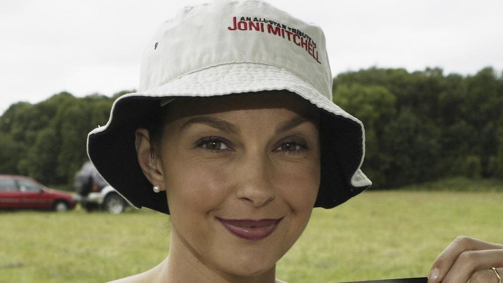 Ashley Judd in England