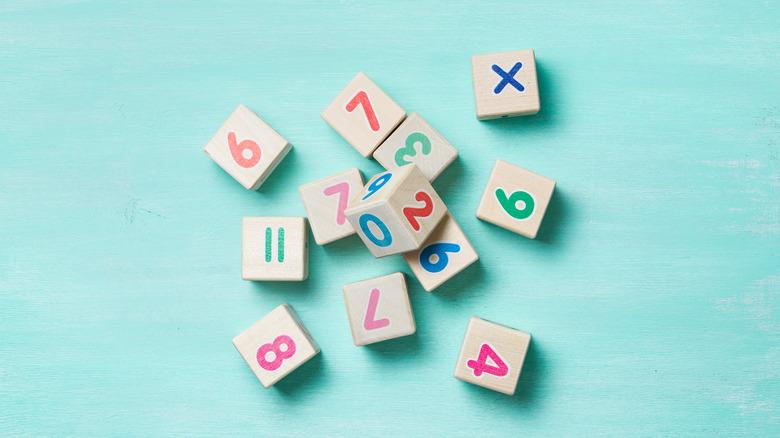 Baby names block of numbers