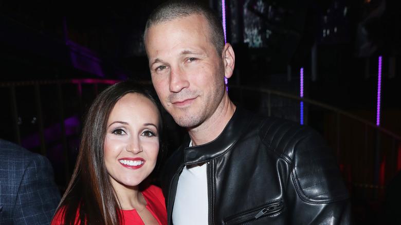 """Ashley Hebert and JP Rosenbaum of """"The Bachelor"""""""