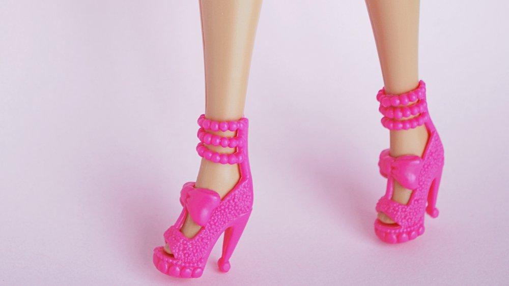 Barbie Feet
