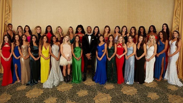 Bachelor contestants 2020