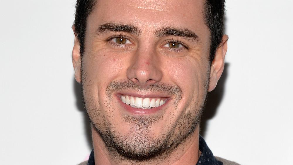 The Bachelor's Ben Higgins smiling