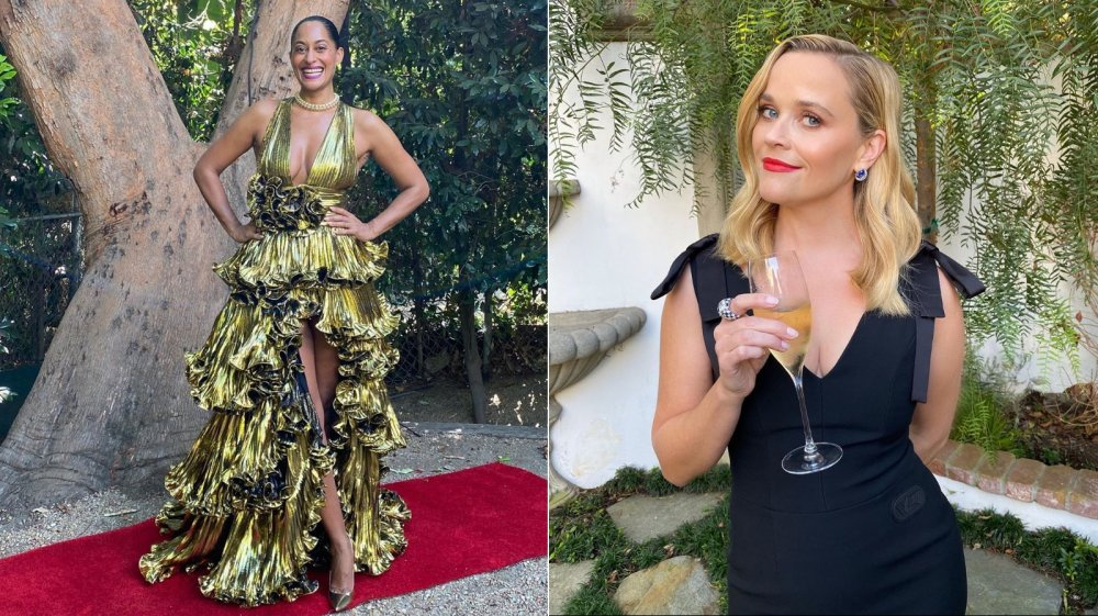 Tracee Ellis Ross  and Reese Witherspoon