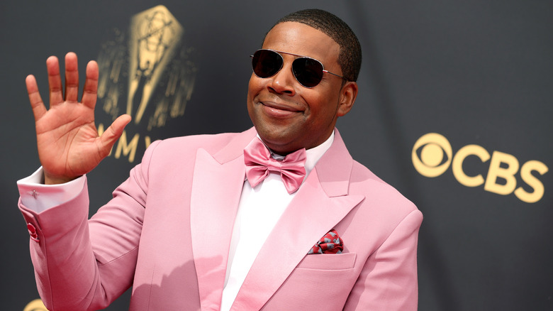 Kenan Thompson at the 2021 Emmys