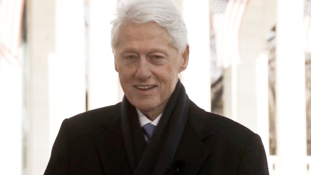 Bill Clinton at Biden-Harris inauguration