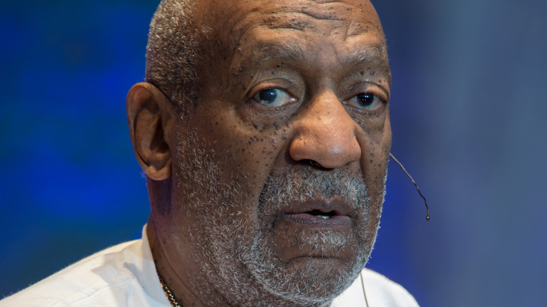 Bill Cosby speaking