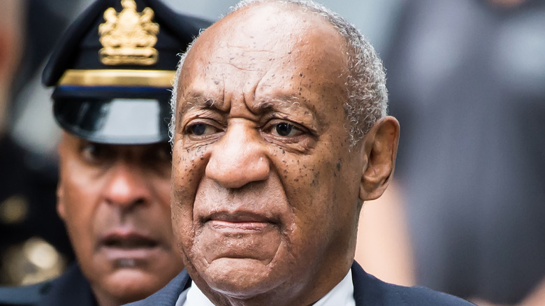 ill Cosby arrives for sentencing for his sexual assault trial at the Montgomery County Courthouse on September 24, 2018