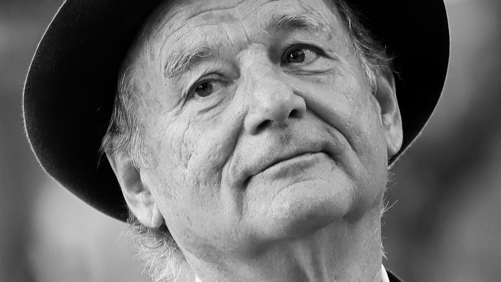 Actor and comedian Bill Murray