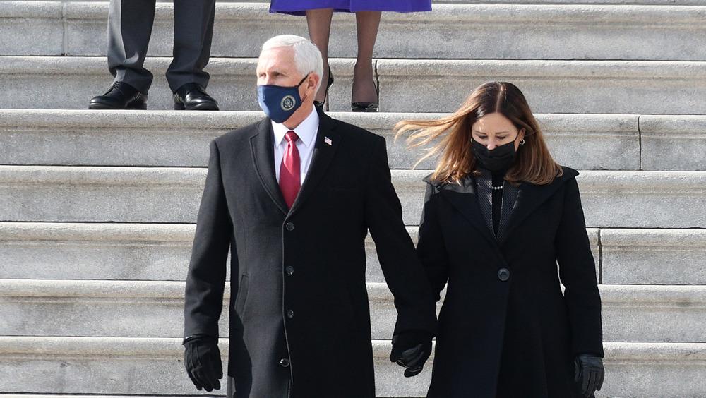 Mike Pence and Karen Pence