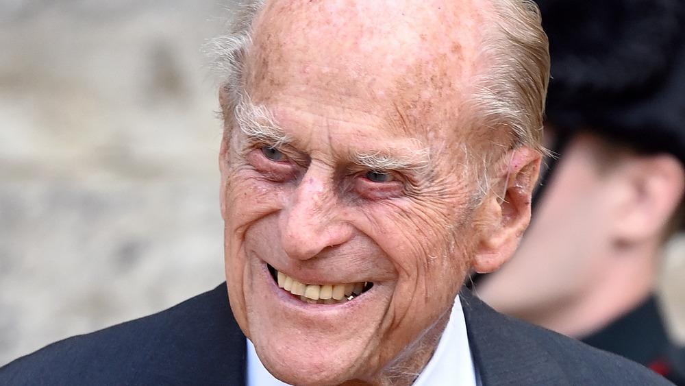 File photo: Prince Philip