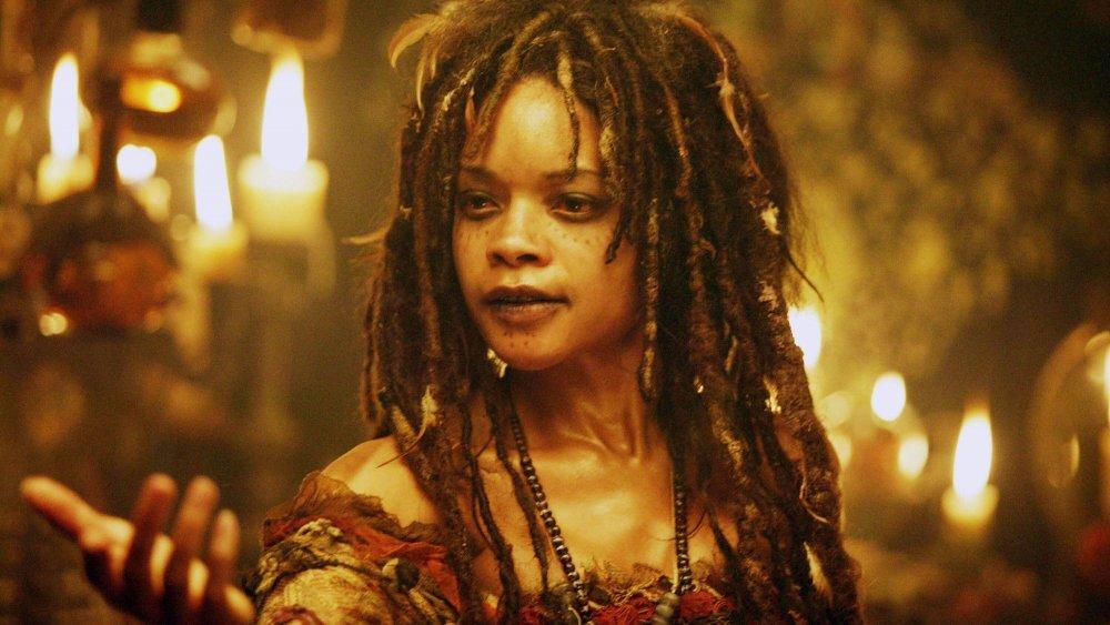 Calypso from Pirates of the Caribbean AKA Naomie Harris