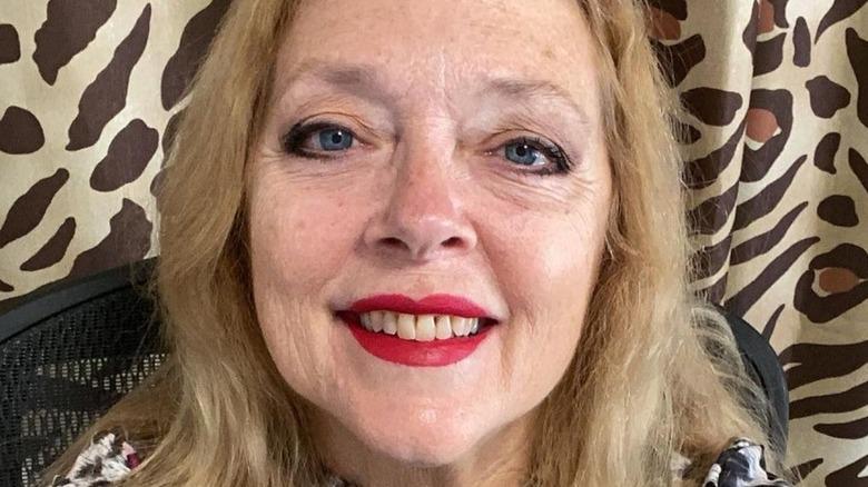 Carole Baskin selfie