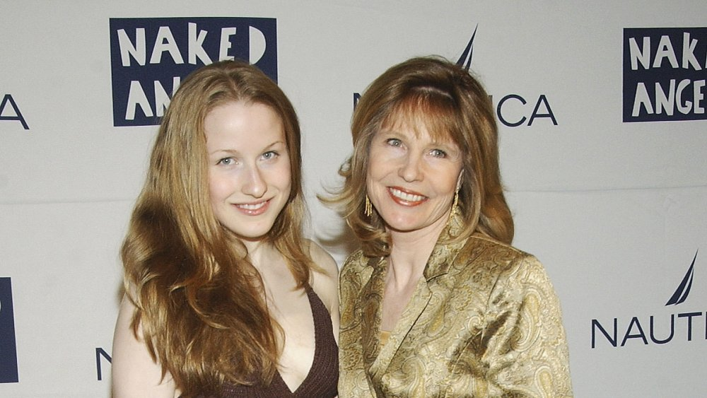 Caroline Giuliani and her mother Donna Hanover