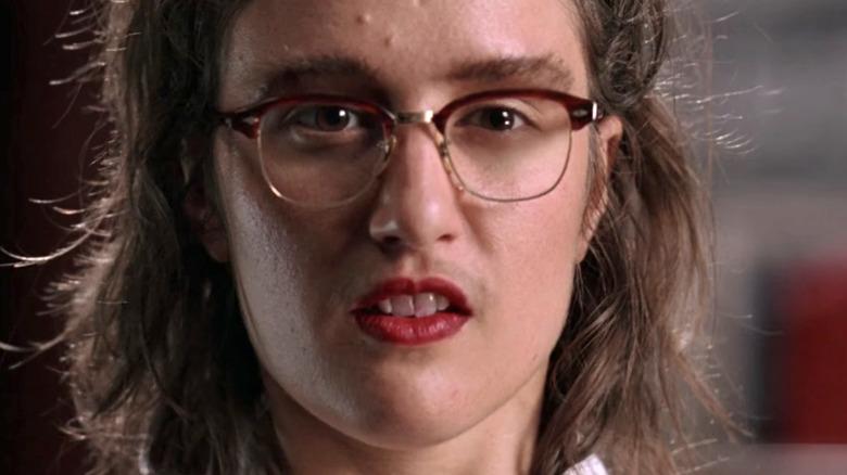 Clare Preuss as Caroline Kraft in Mean Girls