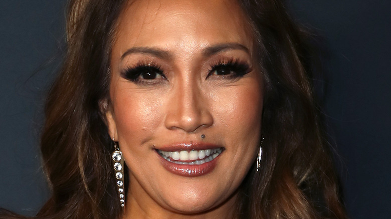 Carrie Ann Inaba smiling