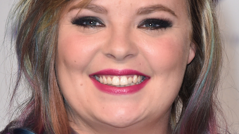 Catelynn Lowell smiling