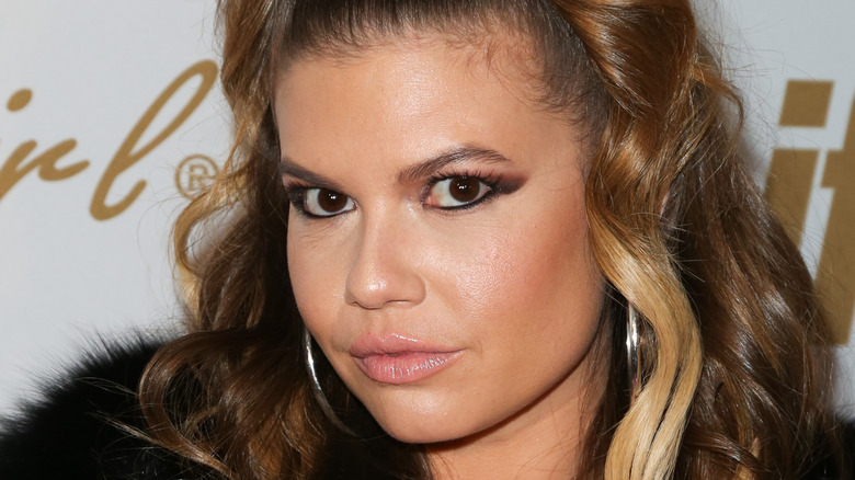 Chanel West Coast at event