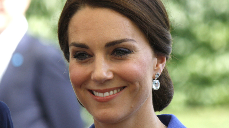 Kate Middleton at a royal event
