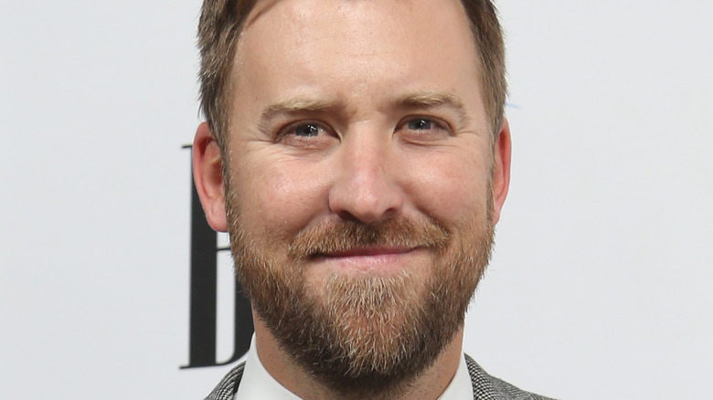 Charles Kelley at a red carpet appearance