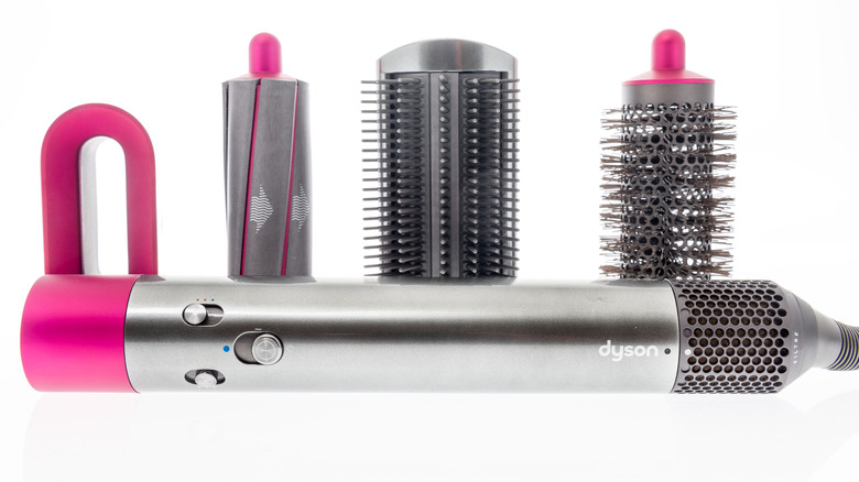 Dyson Airwrap styling tool and accessories