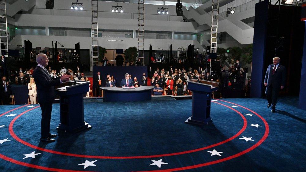Biden Trump debate